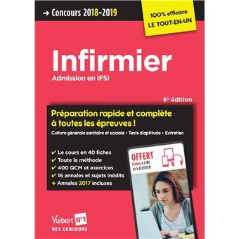 Concours Infirmier, Admission en IFSI