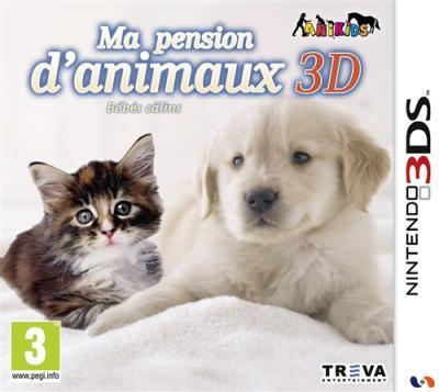 Ma Pension d'Animaux 3DS - Nintendo 3DS