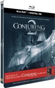 Photo : Conjuring 2 : le cas Enfield - Édition 2 Blu-ray - Boîtier SteelBook