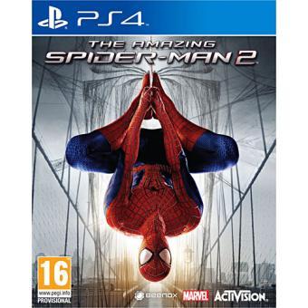 the amazing spiderman 2 ps4 sur playstation 4 jeux vid o. Black Bedroom Furniture Sets. Home Design Ideas