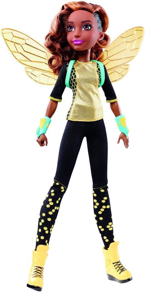 Retrouve toutes les héroïnes DC Comics sous la forme de poupées. Grâce à leurs 12 points d´articulation, tu pourras leur faire vivre de folles aventures. Dès 8 ans.