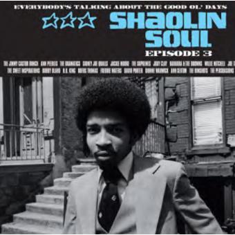 Shaolin Soul Volume 3 Compilation Soul Funk Vinyl