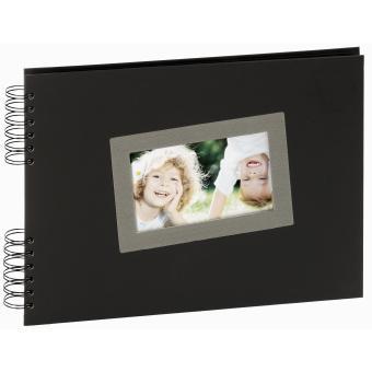 Album photo panodia tais noir 40 pages 31 x 23 cm album - Album photo traditionnel pages noires ...