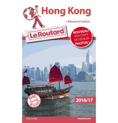 Image accompagnant le produit Guide du Routard Hong Kong