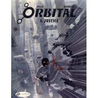 Orbital - Tome 5 : Justice