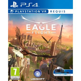 eagle flight vr ps4 sur playstation 4 jeux vid o achat prix fnac. Black Bedroom Furniture Sets. Home Design Ideas