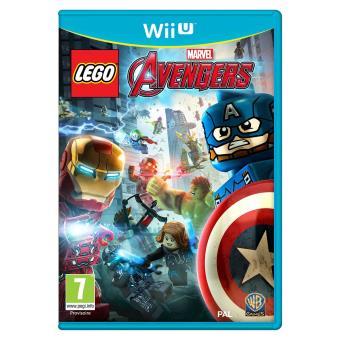 Lego marvel 39 s avengers wii u sur nintendo wii u jeux - Comment connecter les manettes wii a la console ...
