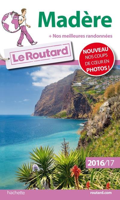 Image accompagnant le produit Guide du Routard Madère