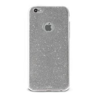 Coque Puro Argent Brillant pour iPhone 7 Plus