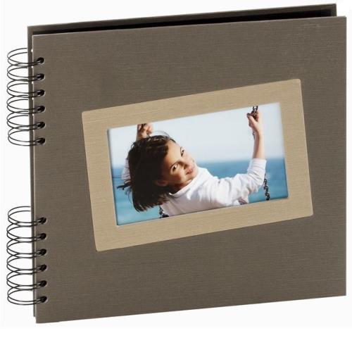 Album photo Panodia Tais Taupe 60 pages 33 x 33 cm