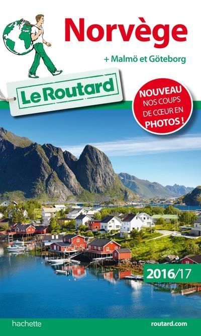 Image accompagnant le produit Guide du Routard Norvège
