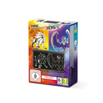 Console New Nintendo 3DS XL Pokémon Soleil et Lune Edition Limitée