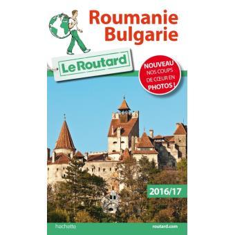 routard roumanie bulgarie