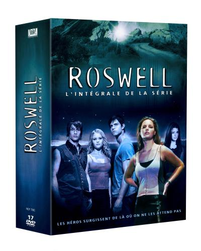 Roswell - L'intégrale : Saison 1-2-3 [Complete]