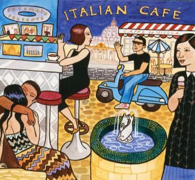 Italian café - Digipack