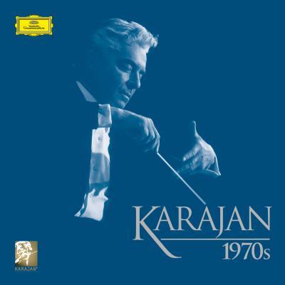The 1970s complete Deutsche Grammophon recordings - Coffret 82 CD