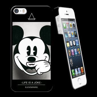 Coque Eleven Paris Disney Mickey pour iPhone  s Noire a w