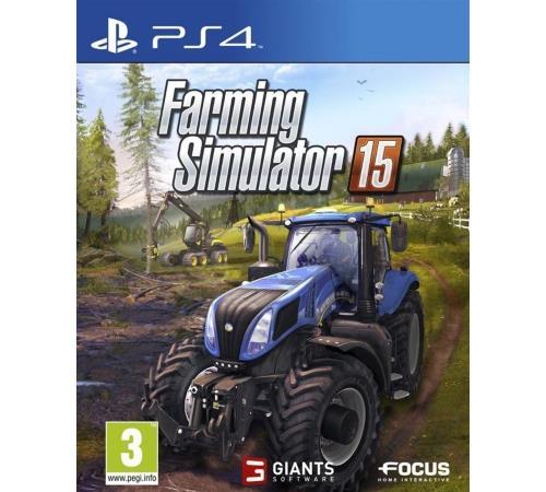Farming Simulator 15 PS4 - PlayStation 4