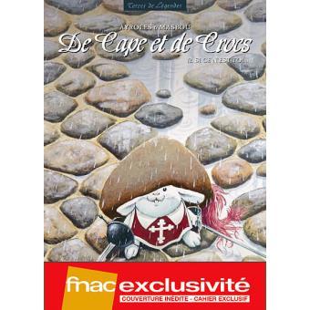 De Cape et de Crocs - De Cape et de Crocs, Edition exclusive Fnac avec Cahier de Croquis T12