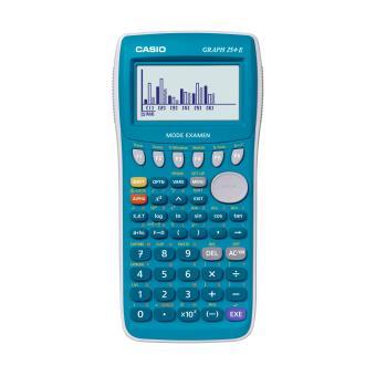 Casio graph 25 e mode examen calculatrice scientifique for Calculatrice prix