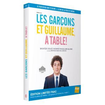 Les gar ons et guillaume table combo blu ray dvd - Les filles et guillaume a table ...