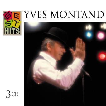 Best hits yves montand cd album for Le jardin yves montand