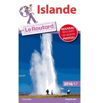 Image accompagnant le produit Guide du Routard Islande