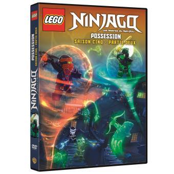 Lego ninjago saison 5 partie 2 dvd dvd zone 2 achat - Lego ninjago nouvelle saison ...