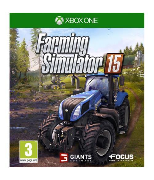 Farming Simulator 15 Xbox One - Xbox One