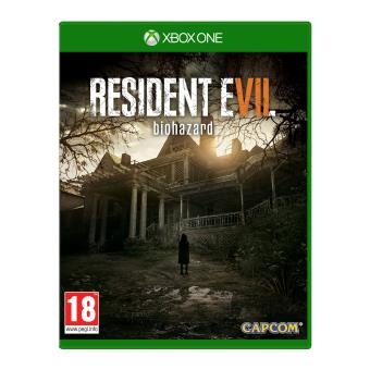 resident evil 7 xbox one sur xbox one jeux vid o achat. Black Bedroom Furniture Sets. Home Design Ideas
