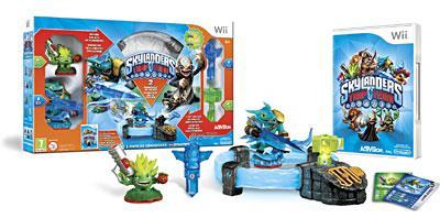 Skylanders Trap Team Starter Pack Wii - Nintendo Wii