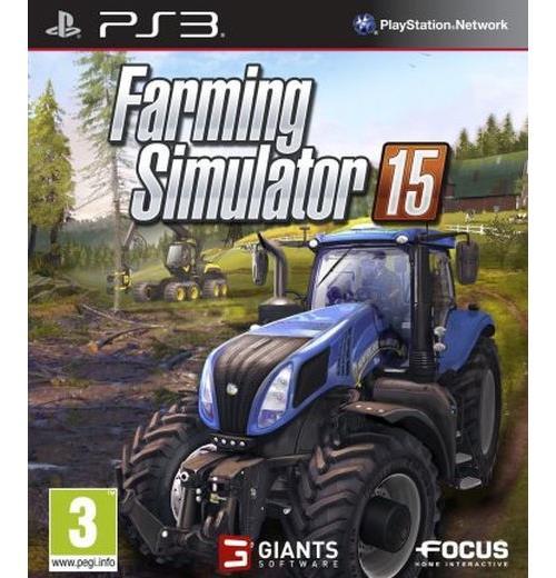 Farming Simulator 15 PS3 - PlayStation 3