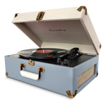 platine disque keepsake crosley electrophone disque vinyl. Black Bedroom Furniture Sets. Home Design Ideas