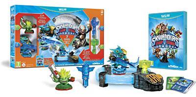 Skylanders Trap Team Starter Pack Wii U - Nintendo Wii