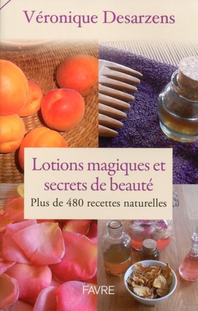 Lotions magiques et secrets de beauté  1507-1
