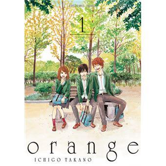 orange tome 1 orange ichigo takano broch achat. Black Bedroom Furniture Sets. Home Design Ideas