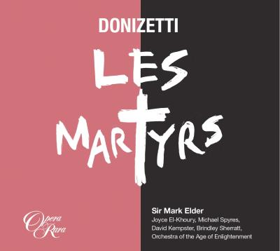 Les Martyrs - 3 CD