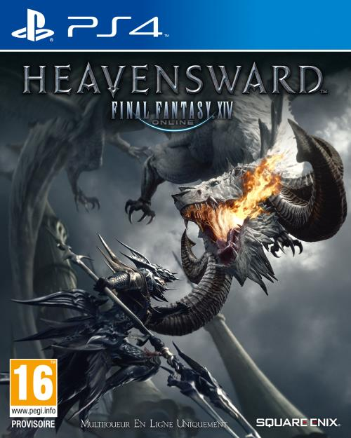 Final Fantasy XIV Heavensward PS4 - PlayStation 4