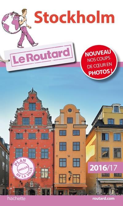 Image accompagnant le produit Guide du Routard Stockholm