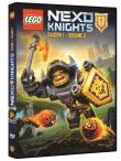 LEGO NEXO Knights - Saison 1 - Volume 2 (DVD)
