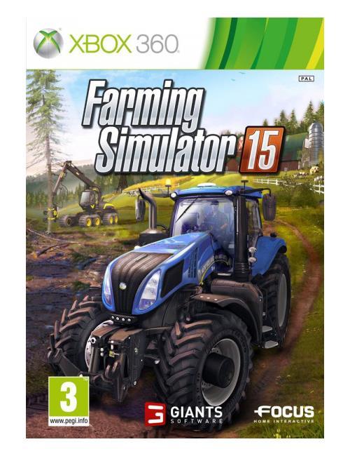 Farming Simulator 15 Xbox 360 - Xbox 360