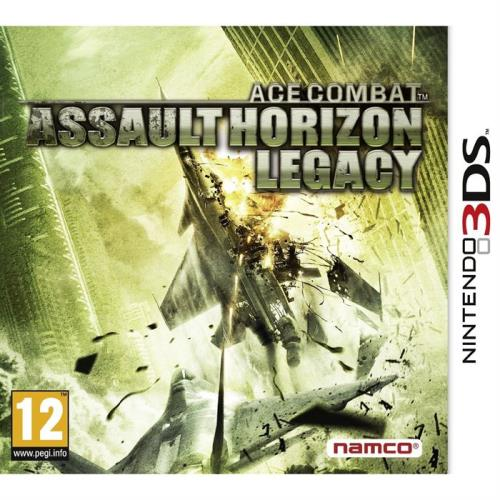 Ace Combat Assault Horizon Legacy 3DS - Nintendo 3DS