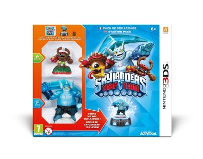 Skylanders Trap Team Starter Pack 3DS - Nintendo 3DS