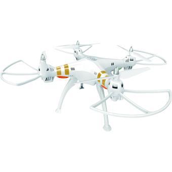 Takara Whitebird DMS235 + Mini Drone de test