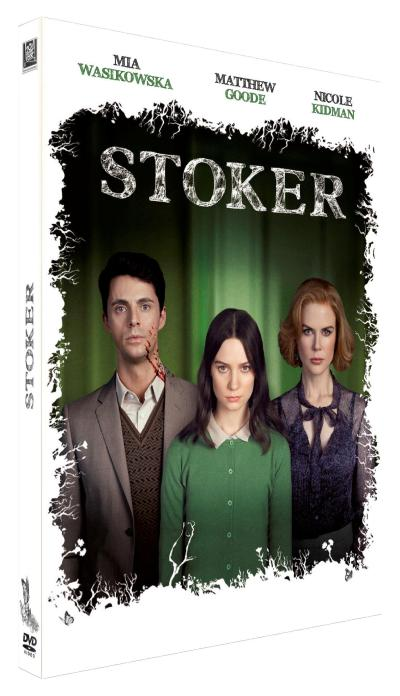 Stoker 2013 LIMITED PAL MULTI [DVD-R]