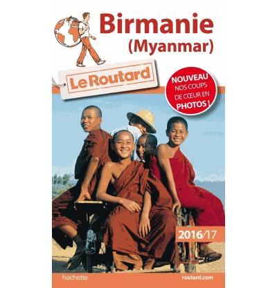 Image accompagnant le produit Guide du Routard Birmanie