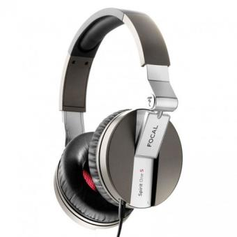 casque focal spirit one s grey casque audio achat prix fnac. Black Bedroom Furniture Sets. Home Design Ideas