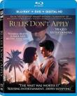 Rules Don't Apply Combo Blu-ray DVD