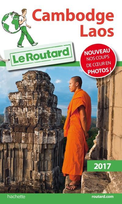 Image accompagnant le produit Guide du Routard Cambodge, Laos