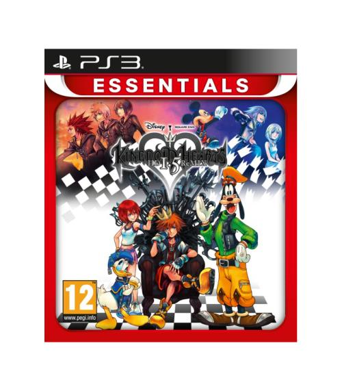 Kingdom Hearts 1.5 Remix Essentials PS3 - PlayStation 3